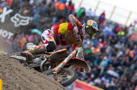 1ªManga del Motocross de Las Naciones; España 4ª Muy cerca del pódium  💥👍