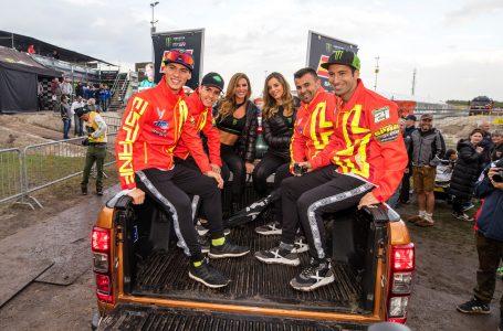 2ªManga del Motocross de Las Naciones ; España va 6ª 👆🏻 🌎 💥