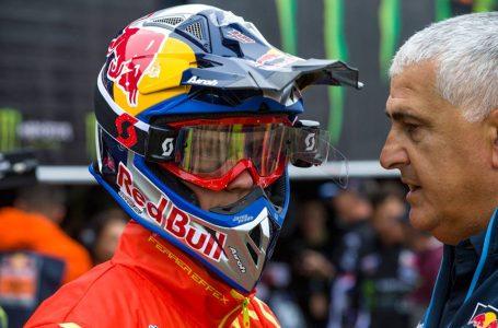 Jorge Prado 4º En la carrera clasificatoria en su debut con la 450  🌟