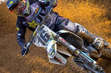 Motocross of Nations Team USA in Holland ✅