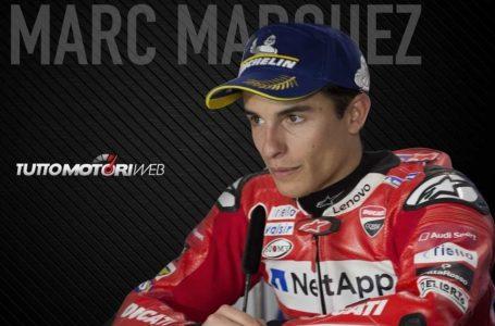 Marc Márquez a Ducati