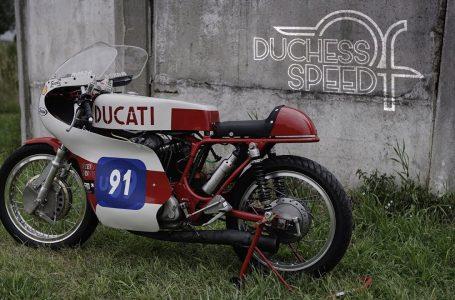 1969 Ducati: La duquesa de la velocidad
