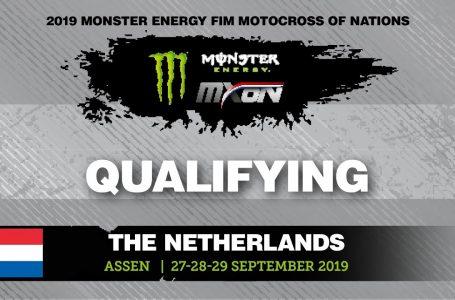 Qualifying Highlights – Monster Energy FIM MXoN 2019 👍 💥