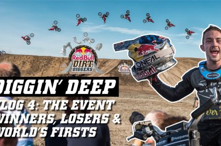 Winners, Losers and Freeriding World's Firsts | Red Bull Dirt Diggers #4  ❇️