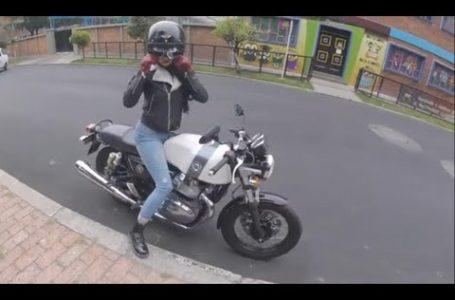 ROYAL ENFIELD CONTINENTAL GT 650! Una moto de la que no te vas a querer bajar! 🔛