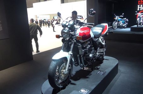 The HONDA CB motorcycles – Show Room JAPAN