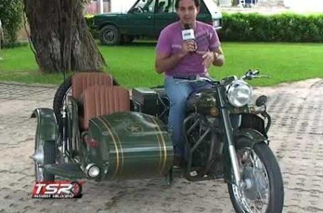 Reportaje sobre mi Moto – Motocicleta Royal Enfield Bullet 500 año 55