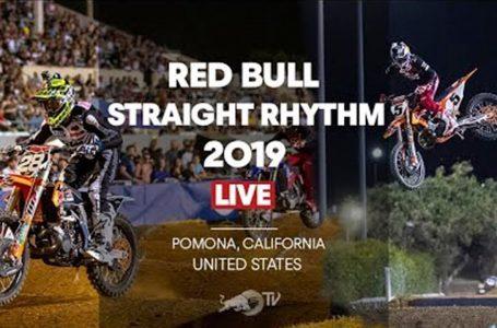 🔴Ended/Acabado/ Live/Directo/Red Bull Straight Rhythm 2019⭐