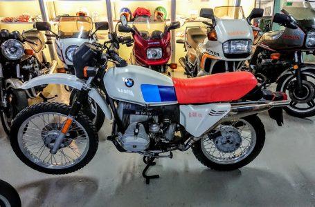 BMW R80 G/S Moto trail años 80 casi NUEVA!!!! ▶️📳