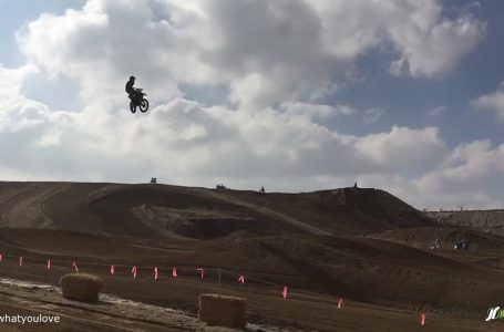 Rookie White LACR 250ft Jump 💥