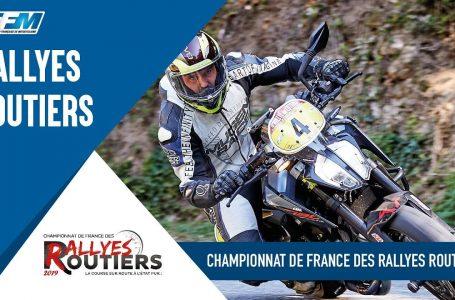 /// CHAMPIONNAT DE FRANCE DES RALLYES-ROUTIERS : ROUILLAC (16) /// 📳✌️✅