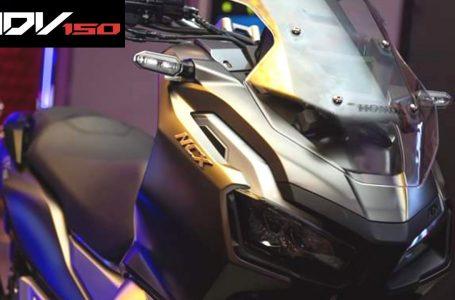 New Honda Scooter 2020, New Honda ADV-150 2020 Official Launch