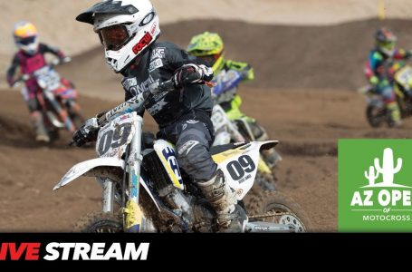 🔴Ended/Acabado🔴 ✅Directo / Live✅ 2019 AZ Open Of Motocross | Sunday Live Stream