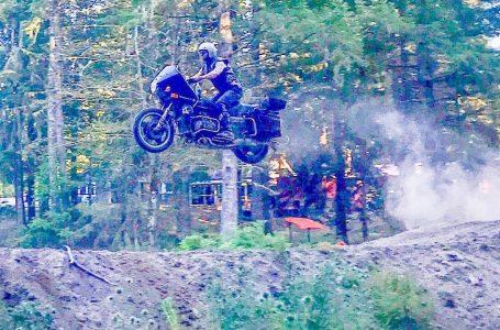 Goldwing Motocross ⚡