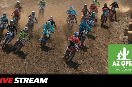 🔴Ended/Acabado🔴✅Directo / Live✅ 2019 AZ Open Of Motocross | Thursday Live Stream