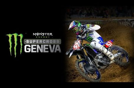 🔴Ended/Acabado🔴 ✅Directo / Live✅ Monster Energy Supercross Geneva 2019