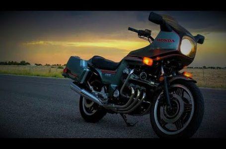 Honda CBX. La moto de producción más rápida del mundo hace 40 años y que suena como un F1