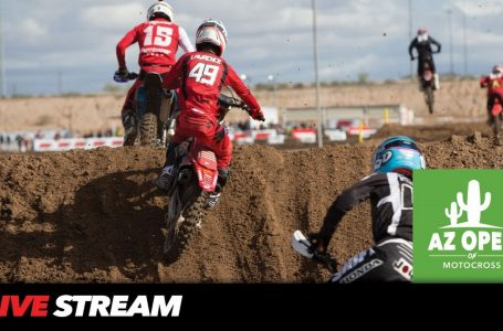 🔴Ended/Acabado🔴 ✅Directo / Live✅2019 AZ Open Of Motocross | Live Stream