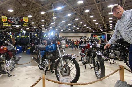 Dallas Motorcycle show 2020 😎💥🏆