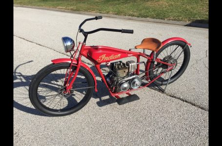 1920's Indian Motorcycle Replica / Tribute