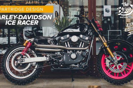 Harley-Davidson Ice Racer by Partridge Design – Bike Shed Show 2019📳🏍️