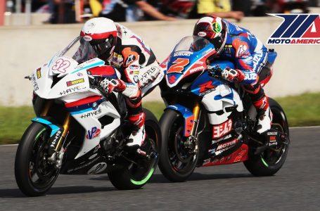 MotoAmerica EBC Brakes Superbike Race 1 at New Jersey Motorsports Park ▶️🌟