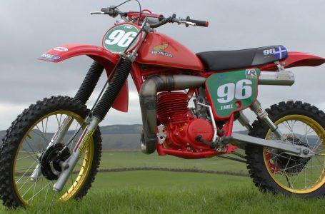 Classic Dirt Bikes «Honda XR500 – Honda CR250»