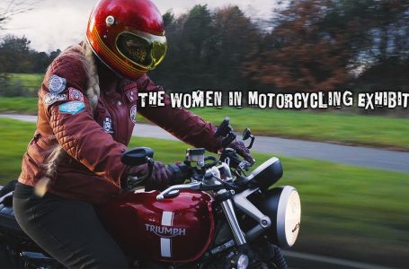 The Women in Motorcycling Exhibition Advert  ▶️🌟📳