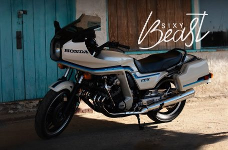1982 Honda CBX1000 Super Sport: Sixy Beast ⭐💯