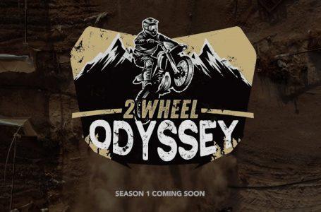 2 Wheel Odyssey Teaser Trailer ▶️😉📳