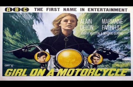 The Girl On a Motorcycle (1968) ▶️🌟📳