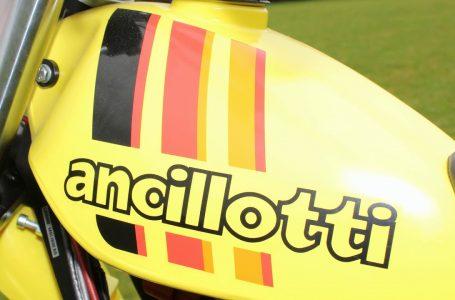 Moto de Cross clásica «Ancillotti 250 nueva y original de 1980»