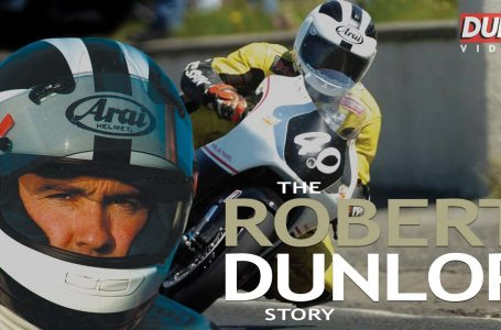 The Robert Dunlop Story | Documentary | Robert talks about his brother Joey ▶️🌟📳