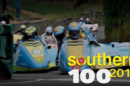 Southern 100 2019 | Isle of Man | Road Racing On Board | Ryan and Callum Crowe | Sidecar🔝⭐