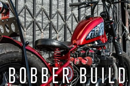 The Ultimate Old School Bobber Build – Time Lapse 🔝⭐
