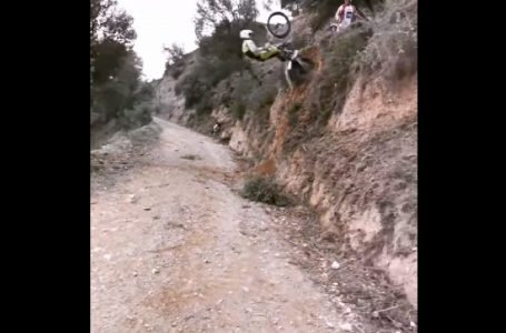 This Is Not Just Normal Motorbike Fail! It Actually Went Terrible
