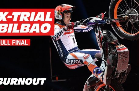 LIVE 2020 FIM X-Trial World Championship | BILBAO FINAL | BURNOUT