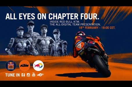 Red Bull KTM MotoGP™ Team Presentation 2020 | KTM