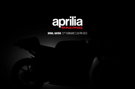LIVE 📡: Watch the 2020 Aprilia Racing Team Gresini launch from Losail ✨