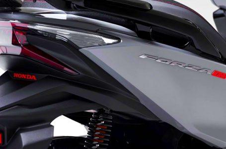 All New Honda Forza 2020 / Honda Forza 300cc 2020 Limited Edition