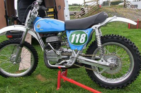 Classic Dirt Bikes «1974 250/360 Bultaco Pursang's»