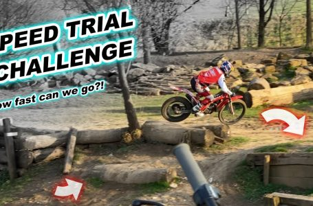 Speed Trial Challenge with Pro Riders