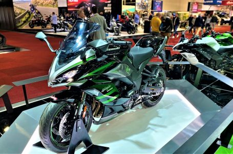 Top 10 New Sport Touring Motorcycles of 2020