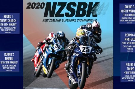 Round 3 Day 1 | 2020 New Zealand Superbike Championship | Motorsport | Sky Sport Next