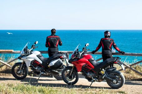 Ducati Multistrada 950 | Your Extraordinary Journey – From Trabocchi Coast to Maiella Massif