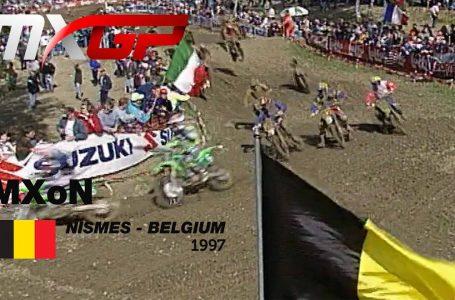 MXdN 1997 – FIM Motocross des Nations – Belgium – NISMES