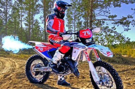 FANTIC XE 125 Enduro   D'Arpa Racing 2020