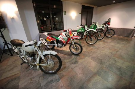 Rieju nos deja escoger los colores de la próxima moto de enduro / Rieju lets us choose the colors of the next enduro bike