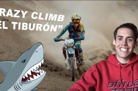 MARIO ROMAN | ONBOARD comentado en tiempo real Highlights | CRAZY CLIMB EL TIBURON !!!