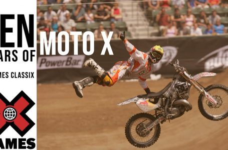 MOTO X: THE FIRST TEN YEARS | World of X Games